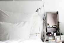 Bedrooms / by Blakie Joyner