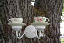 """GARDEN BIRDS OF A FEATHER FLOCK TOGETHER / A great addition to any garden or home are places that will attract birds. This is a collection of birdhouses, birdfeeders, birdbaths, etc. Be sure to check out my other """"Garden"""" boards. / by Linda Blunk"""