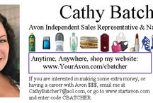 Avon, the company for women and a few good men! / by Cathy Brecht Batcher