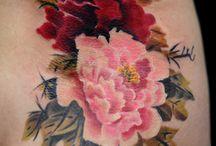 Tattoos / by Amber Rose Hair + Makeup