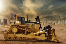 Heavy equipment / by George