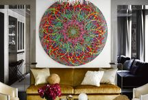Home Interiors / by ELLE DECOR