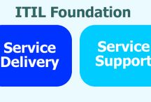 ITIL Foundation Information / by Patty Elwood