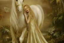 Mystical Beauty / by Sacha Howard Sturgill