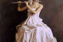 Art Wind & Brass Instruments / by Rochelle G
