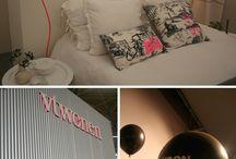 Bedroom - Headbord ideas / by Isabel Pereira
