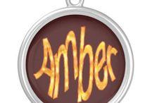 Amber, my name♡ / My Name!  / by Amber Nicole Johnson