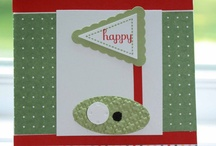 Masculine Cards / by Sue Richardson