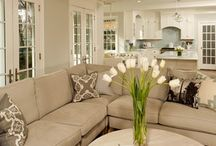 Decor Living Room / by Flavia Lima