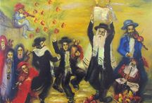 Things Jewish / A variety of things identified with the Jewish Nation / by Suzie Collier