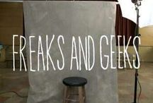 Freaks and Geeks / by Ava Fojtik