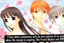 fruits basket / by Seana Baker