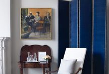 Decorating with Navy / by Andrea Cammarata