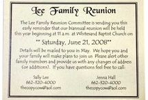 2015 Family Reunion / by Tianna Curtis