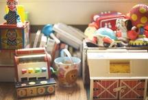Vintage Toys / by Gina Tuchel