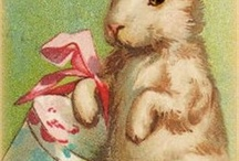 Vintage Easter graphics / by Mary Jo Budde