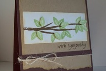 Sympathy Cards / by Sherry Larson