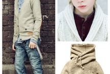 clothing for my 3 lads / by Maria Ralphs Macrae