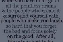 Quotes  / by Amanda Haig
