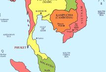 Laos-Vietnam-Cambodia-Bangkok / by Shay Delgado