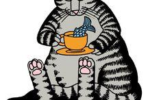 IT'S THE CAT'S MEOW / by Elizabeth Castelli