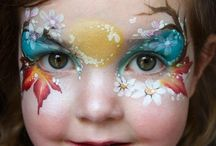 Face Paint / by Ruthy Esquivel