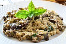 Quinoa, Risotto, Orzo and Farro Recipes / by Kaaren Armstrong