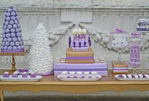 Dessert table ◆◇ Sweet table ◇◆ Candy buffet  / by Emma