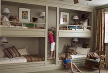Kids rooms / by Kathy Penrod