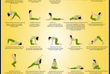 Meditation, Yoga & Stretching / by Melissa .