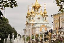 Christian Orthodox Churches / by Anna Dimitrovas