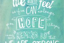 words of wisdom / by Beth Burris-McIlwain