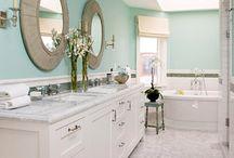 bathroom / by Rebecca Keszkowski