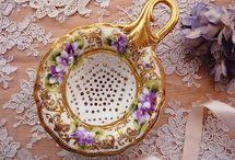 Tea Strainers / by Lynn Wigstone