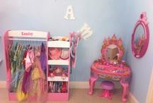 Princess Bedroom / by Naomi Schiff