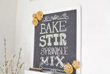 Kitchen Decorating Ideas / by Randi Gelisse