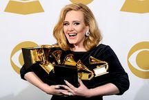 Grammy Winners. / by Paula Stephens