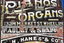 Ghost Signs / by Eire Sicilia