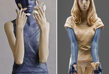 Process: Sculpture / by Mollie Murbach