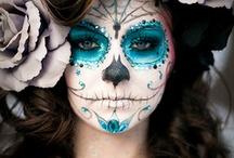 My Maddie inspired dia de Las muertes in me. / by Jennifer Baugh
