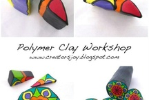 Polymer clay / by Nellie Price