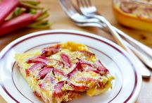 Baking with Rhubarb / by Melissa Patrick