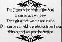 Tatts / by Kelena Hendricks