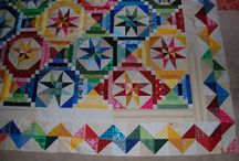 Quilt Border Ideas / Great Quilt Border Ideas / by Victoriana Quilt Designs