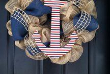 Wreaths / by Alyssa Surface