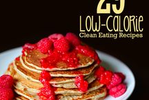clean eating recipes / by Jaymi Bailey