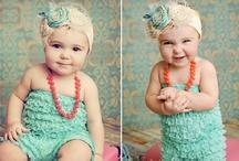 Little Miss Lauryn:) / by Ashley Weidemann