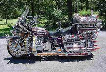 Motorcycles / by Jeffrey Rudinsky Sr.