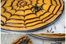 Halloween food ideas / by Kayla Sladwick