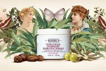 Artfully Made / Taking you on a journey through all that is Kiehl's with the help of artists from around the world. We ask them to turn the stories of our products, ingredients and company into works of art. Our inspiration meets their craft – and that's something we're proud to share with you. / by Kiehl's